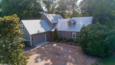 Heber Springs Single Family Home For Sale: 34 Mahon Rd