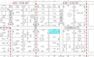 Residential Lots & Land For Sale: 3628 Whitfield