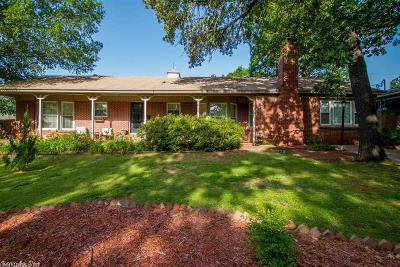 North Little Rock Single Family Home For Sale: 4613 Lochridge Road