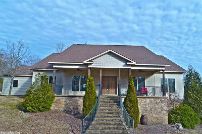 Hot Springs Single Family Home For Sale: 2764 Timberlake Drive