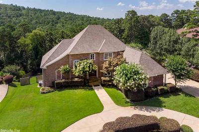 Little Rock Single Family Home For Sale: 5 Noyant Court