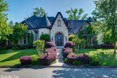 Little Rock Single Family Home For Sale: 47 Vigne Boulevard
