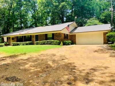 Benton Single Family Home For Sale: 3521 Hwy 5