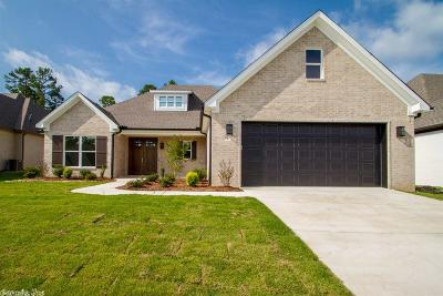 Little Rock Single Family Home For Sale: 91 Clervaux Drive