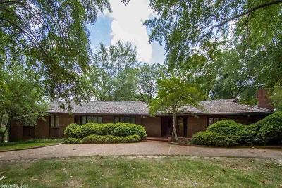 Little Rock Single Family Home For Sale: 4411 Country Club Blvd