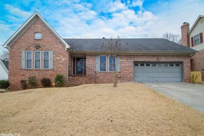 North Little Rock Single Family Home For Sale: 8121 Toltec