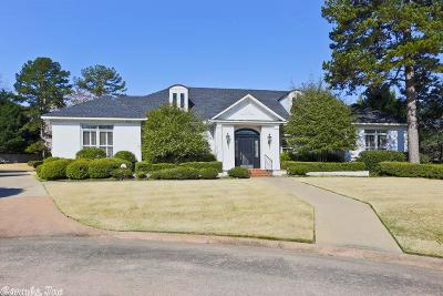 Little Rock Single Family Home For Sale: 202 Hickory Creek Lane