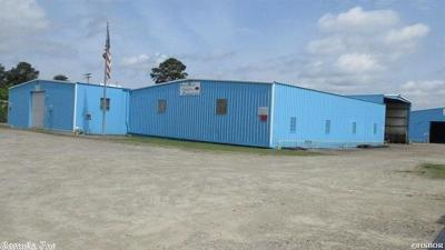 Ashley County Commercial For Sale: 162 Wood