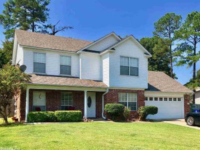 Maumelle Single Family Home For Sale: 129 Apple Blossom Loop