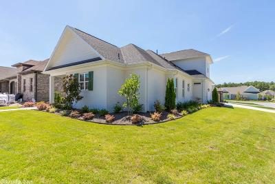 Little Rock Single Family Home For Sale: 16 Bentwood Lane