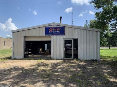 Little River County Commercial For Sale: 381 E Locke St