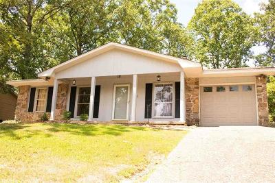 North Little Rock Single Family Home Take Backups: 321 Texas Avenue