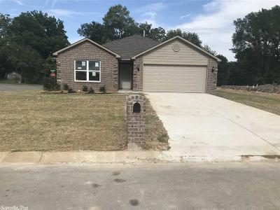 North Little Rock Single Family Home Under Con. Before Listed: 6972 White Oak Way