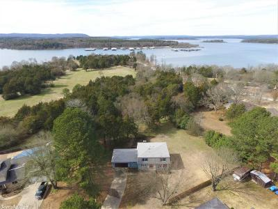 Heber Springs Single Family Home For Sale: 1828 Westgate Circle