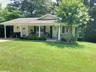 Grant County, Saline County Single Family Home For Sale: 206 N Arch