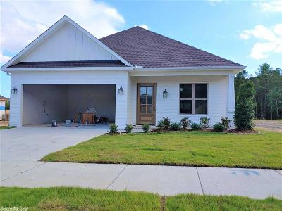 Little Rock Single Family Home For Sale: 5 Copper Circle