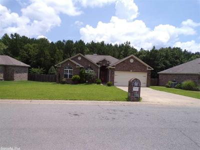 Redfield Single Family Home For Sale: 1009 Evening Sunset Circle