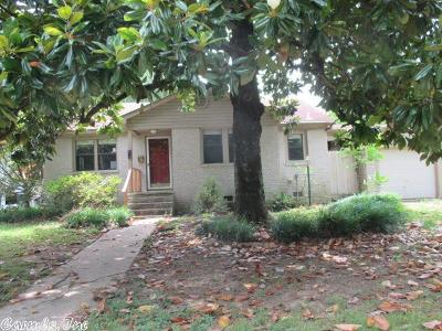 North Little Rock Single Family Home For Sale: 107 Parkview Dr