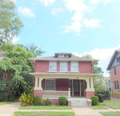 Little Rock Single Family Home For Sale: 1811 S Louisiana Street