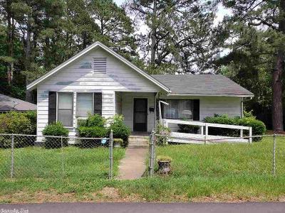 Arkadelphia Single Family Home New Listing: 124 N 19th Street