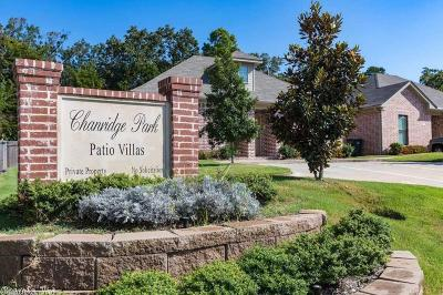 Little Rock Multi Family Home For Sale: 10,12 Chanridge Park Drive