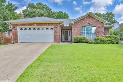 Single Family Home For Sale: 12408 Eagle Pointe Place