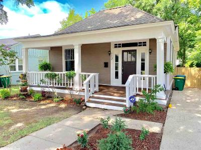 Little Rock Single Family Home For Sale: 112 N Palm Street