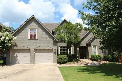 Little Rock Single Family Home For Sale: 104 Bronte Circle