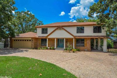 North Little Rock Single Family Home New Listing: 3901 North Hills Boulevard