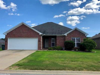 Faulkner County Single Family Home Under Con. Before Listed: 2555 Apple Blossom