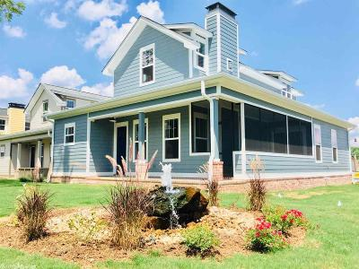 North Little Rock Single Family Home New Listing: 301 Parker Street