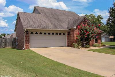 Faulkner County Single Family Home New Listing: 1400 Berryvine