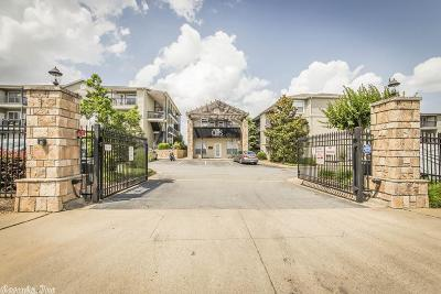 Little Rock Condo/Townhouse For Sale: 724 North Street #70