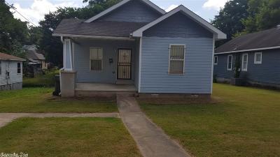 Little Rock Single Family Home For Sale: 2405 Spring Street
