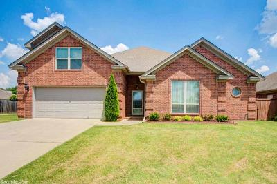 Maumelle Single Family Home New Listing: 22 Dauphine Place