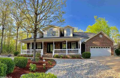 Hot Springs Vill. AR Single Family Home For Sale: $254,900