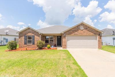 North Little Rock Single Family Home New Listing: 12409 Faulkner Crossing Dr
