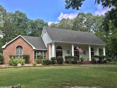Grant County, Saline County Single Family Home New Listing: 139 Lillianwood Drive