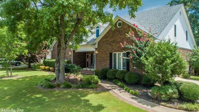 Bryant Single Family Home New Listing: 3426 Dearborn Circle