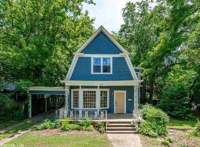Faulkner County Single Family Home New Listing: 1623 Caldwell Street