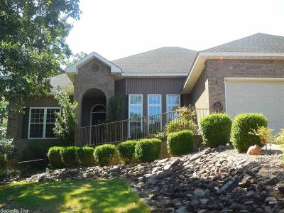 Hot Springs Vill. AR Single Family Home New Listing: $289,500