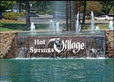 Hot Springs Village Residential Lots & Land New Listing: 2 San Jose Way