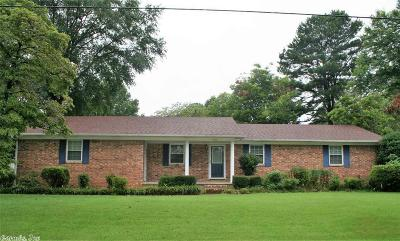 Beebe AR Single Family Home For Sale: $125,000