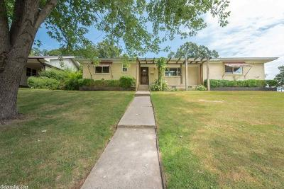 North Little Rock Single Family Home New Listing: 4500 Glenmere