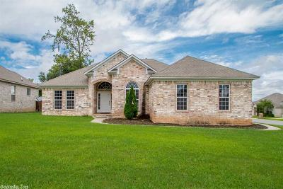 Jacksonville Single Family Home For Sale: 5900 Base Meadows Drive
