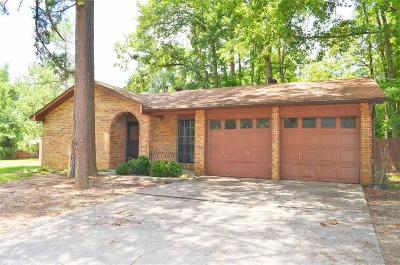 Little Rock AR Single Family Home New Listing: $85,000