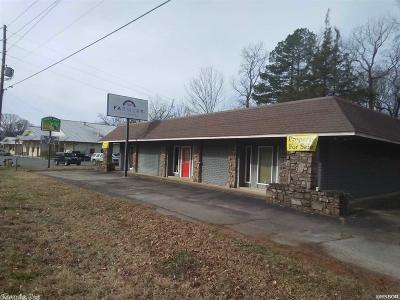Hot Springs Village Commercial For Sale: 3715 N Highway 7