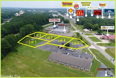 Cabot Residential Lots & Land New Listing: 3358 S Second - Lots 2 - 4