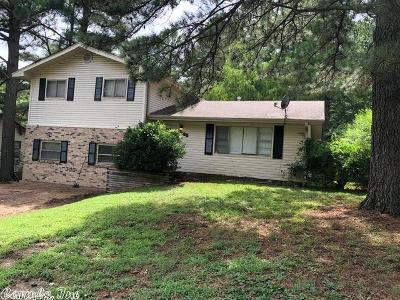 North Little Rock Single Family Home New Listing: 6005 Buckles Dr.