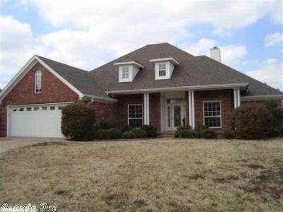 Cabot Single Family Home New Listing: 12 Oaktree Court